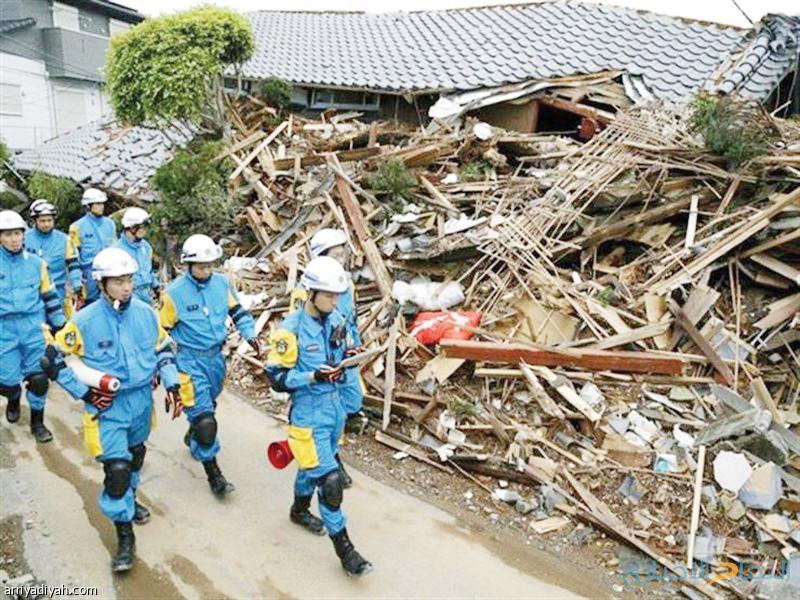 صحيفة الرياضية   زلزال  يبعد الأولمبياد عن سابورو